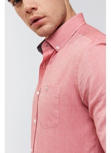 Avva Gömlek Kırmızı